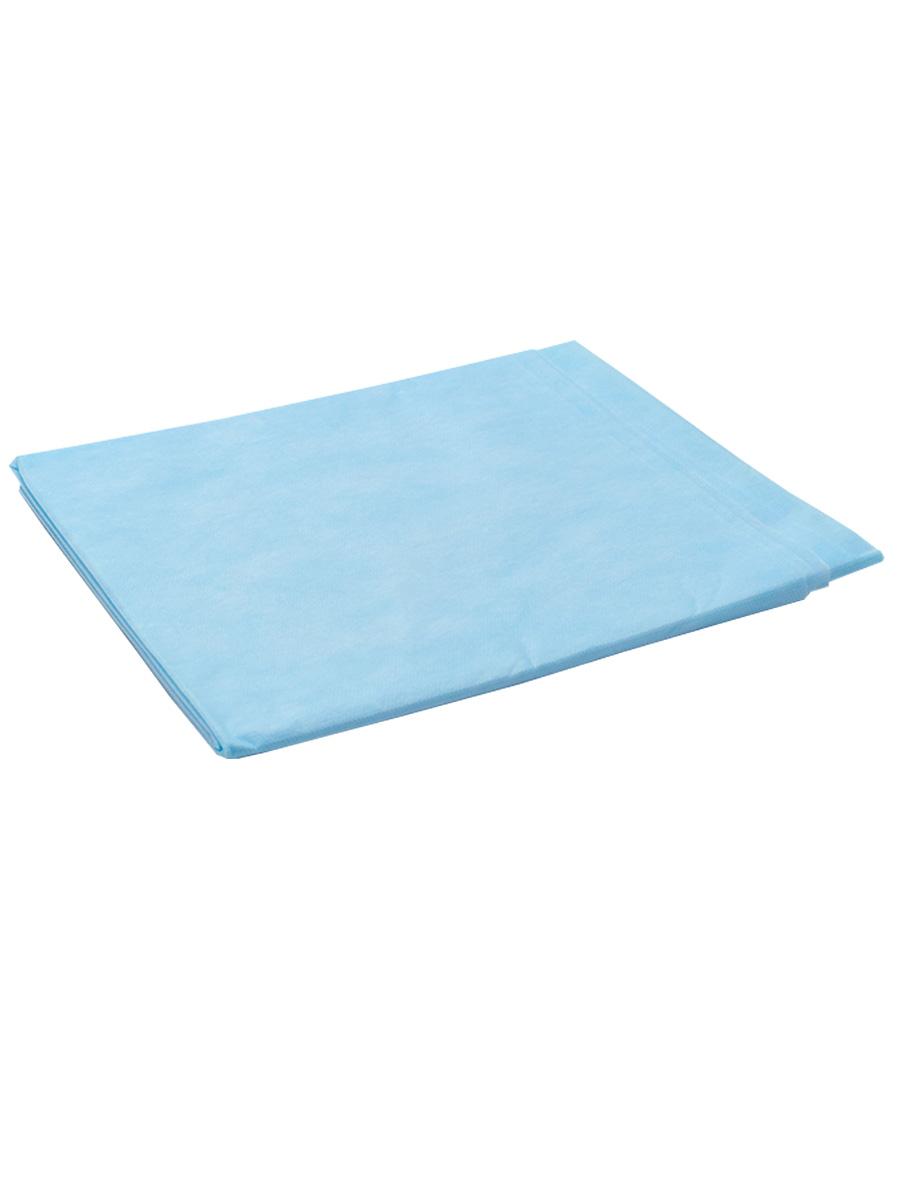 Простыня СМС 200 х 80 см голубой, 20шт./уп.02-904Одноразовые многослойные простыни для проведения безопасных косметических и медицинских процедур. Описание: Материал: СМС Тип упаковки: 20 шт. Цвета: белый, голубой Укладка: стандарт Плотность: 14 г/ кв.м