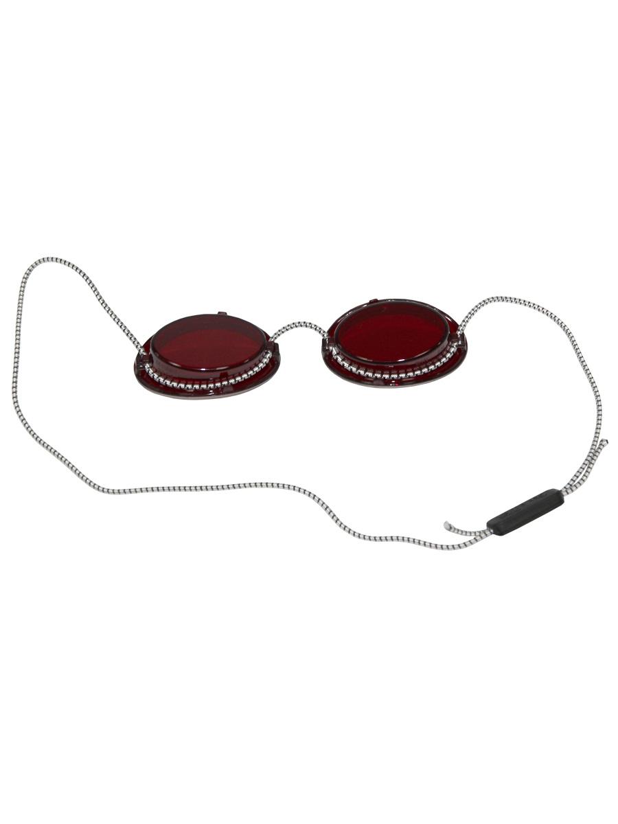 Очки для солярия т.м. Georg Schmerler GmbH & Co KG (красные)03-257Очки необходимы для защиты сетчатки глаз от УФ-лучей во время загара в солярии. Они предназначены для загара как в горизонтальном, так и вертикальном соляриях. Описание: Изготовлены из цветного пластика. Цвет красный. Предупреждение: Внимание! Недостаточно просто закрыть глаза во время сеанса загара в солярии. Это не поможет в полной мере оградить роговицу от негативного воздействия ультрафиолета. Загорать без очков категорически нельзя!