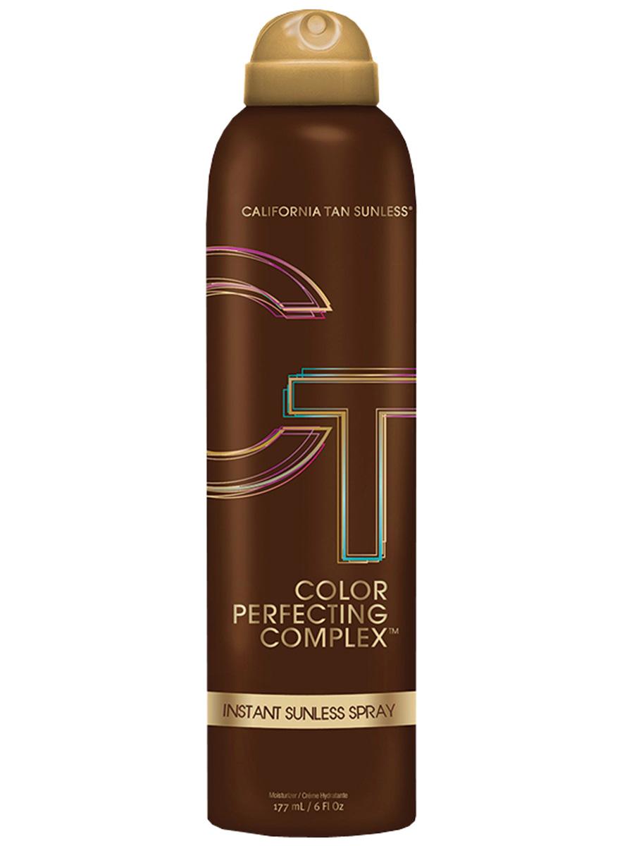 California Tan Спрей для автозагара CPC Instant Sunless Spray, 177 мл