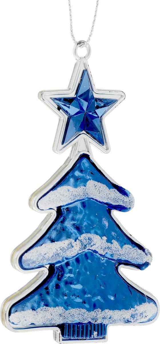 Украшение новогоднее подвесное House & Holder Елка, высота 10 смDP-C30-076Новогоднее подвесное украшение House & Holder Елка выполнено из пластмассы. С помощью специальной петельки украшение можно повесить в любом понравившемся вам месте. Но, конечно, удачнее всего оно будет смотреться на праздничной елке. Елочная игрушка - символ Нового года. Она несет в себе волшебство и красоту праздника. Создайте в своем доме атмосферу веселья и радости, украшая новогоднюю елку нарядными игрушками, которые будут из года в год накапливать теплоту воспоминаний. Размер: 6 х 1 х 10 см.