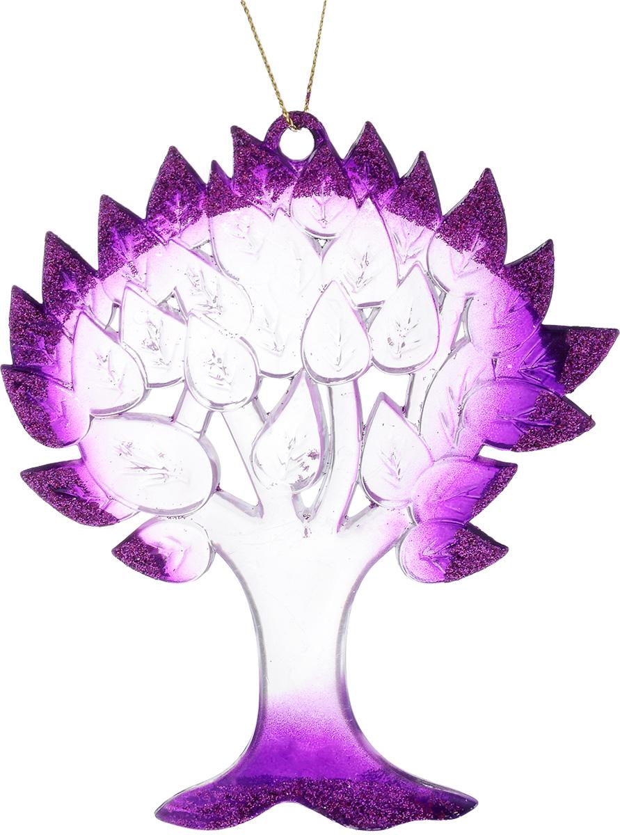 Украшение новогоднее подвесное House & Holder Дерево, высота 13,5 смDP-C30-14238Новогоднее подвесное украшение House & Holder Дерево выполнено из пластмассы и украшено блестками. С помощью специальной петельки украшение можно повесить в любом понравившемся вам месте. Но, конечно, удачнее всего оно будет смотреться на праздничной елке. Елочная игрушка - символ Нового года. Она несет в себе волшебство и красоту праздника. Создайте в своем доме атмосферу веселья и радости, украшая новогоднюю елку нарядными игрушками, которые будут из года в год накапливать теплоту воспоминаний. Размер: 11 х 0,3 х 13,5 см.