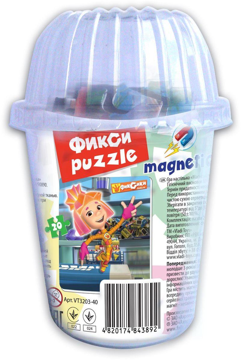 Vladi Toys Пазл для малышей магнитный Симка VT3203-40VT3203-40