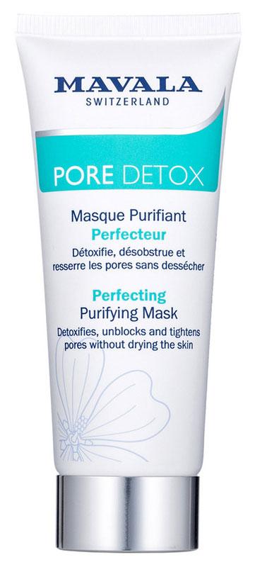 Mavala Очищающая Детокс-Маска Pore Detox Perfecting Purifying Mask 65 мл 07-309