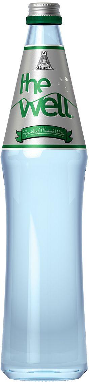 """Well Sparkling вода газированная минеральная столовая природная, 0,6 л4850006310124Употребление воды """"Well Sparkling"""" поможет привести в норму водно-минеральный обмен организма, стимулирует систему пищеварения, благодаря сбалансированному природному минеральному составу. Хранить в защищенном от солнца помещениях при Т от +5 до +20°С."""