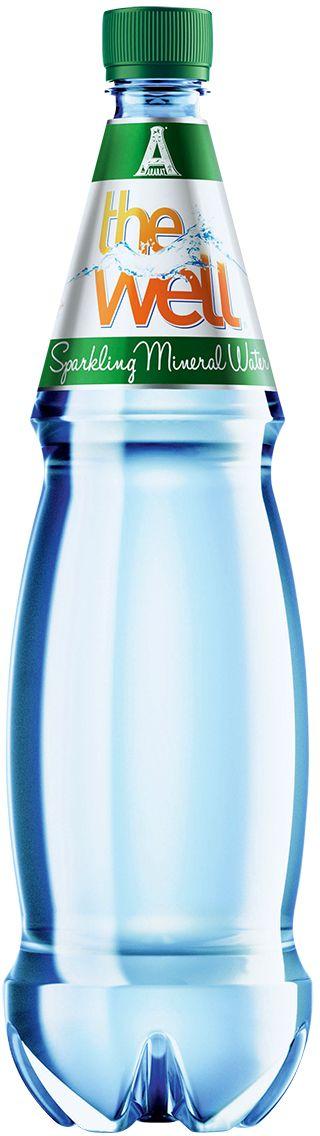 """Well Sparkling вода газированная минеральная столовая природная, 1 л4850006310148Минеральная природная питьевая столовая газированная. РАЗЛИТО НА ТЕРРИТОРИИ МИНЕРАЛЬНЫХ ИСТОЧНИКОВ «АРАРАТ» СКВАЖИНА №В3-1, АРМЕНИЯ. Эффект: употребление воды """"Well Sparkling"""" поможет привести в норму водно-минеральный обмен организма, стимулирует систему пищеварения, благодаря сбалансированному природному минеральному составу. Хранить в защищенном от солнца помещениях при Т от +5 +20°С"""