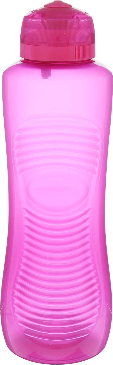 Бутылка для воды Sistema Twist n Sip, цвет: пурпурный, 800 мл850_пурпурныйСтильная бутылка для воды Sistema Twist n Sip, изготовленная из пластика, оснащена крышкой, которая плотно и герметично закрывается. Широкое отверстие позволяет удобно наливать жидкость и добавлять лед. Бутылка оснащена просто открывающимся и, в то же время, надежным защитным клапаном. Подходит для велосипедных держателей.