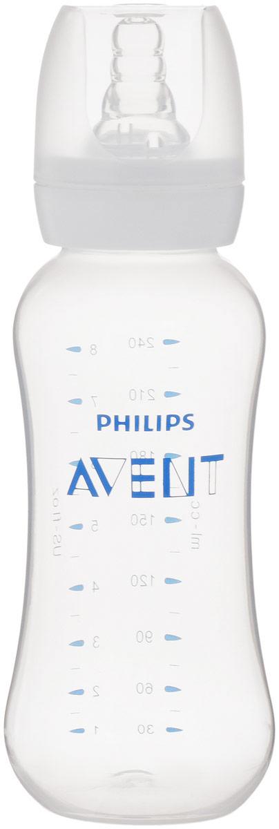 Philips Avent Бутылочка для кормления Standard от 0 до 6 месяцев 240 мл SCF971/17