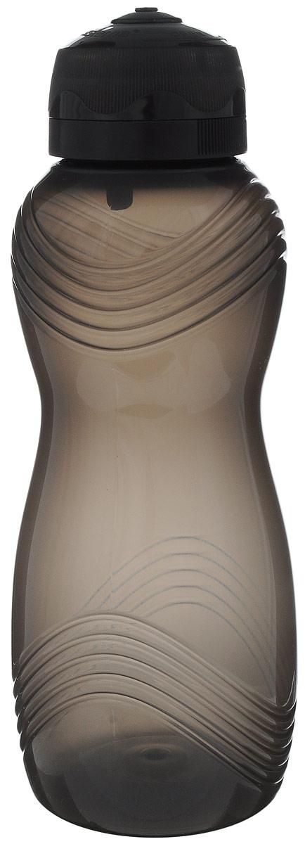 Бутылка для воды Sistema Hydrate, цвет: черный, 600 мл600_черныйСтильная бутылка для воды Sistema Hydrate, изготовленная из пластика, оснащена крышкой, которая плотно и герметично закрывается. Широкое отверстие позволяет удобно наливать жидкость и добавлять лед. Бутылка оснащена просто открывающимся и, в то же время, надежным защитным клапаном. Подходит для велосипедных держателей.