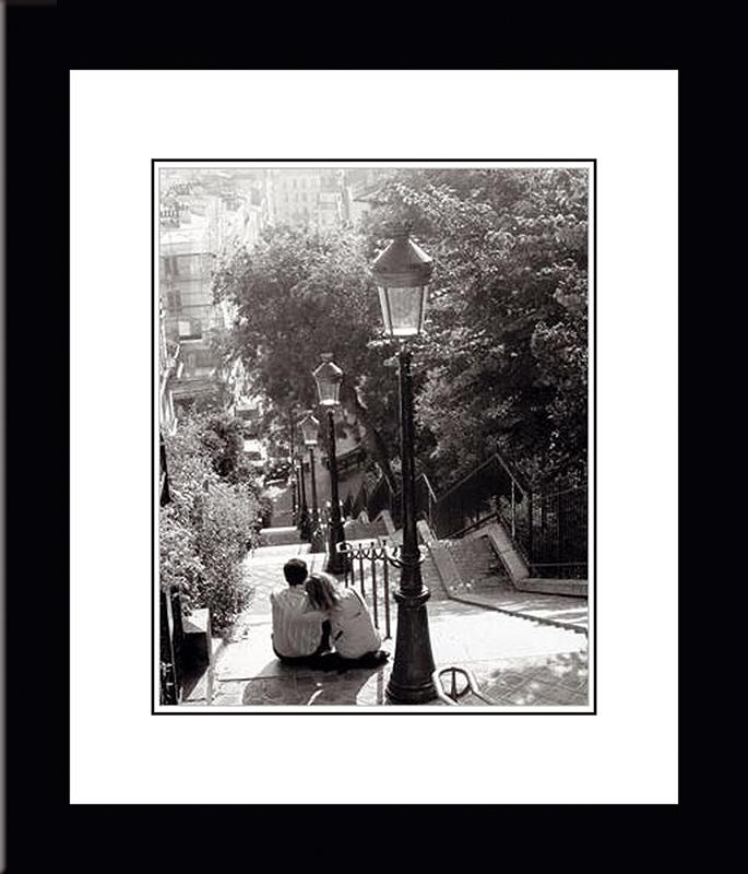 Картина Postermarket Монмартр, 33 х 40 см. NI 06LNI 06L