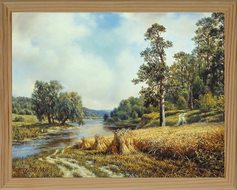 Картина Postermarket Снопы, 20 х 25 см. МС-04МС-04
