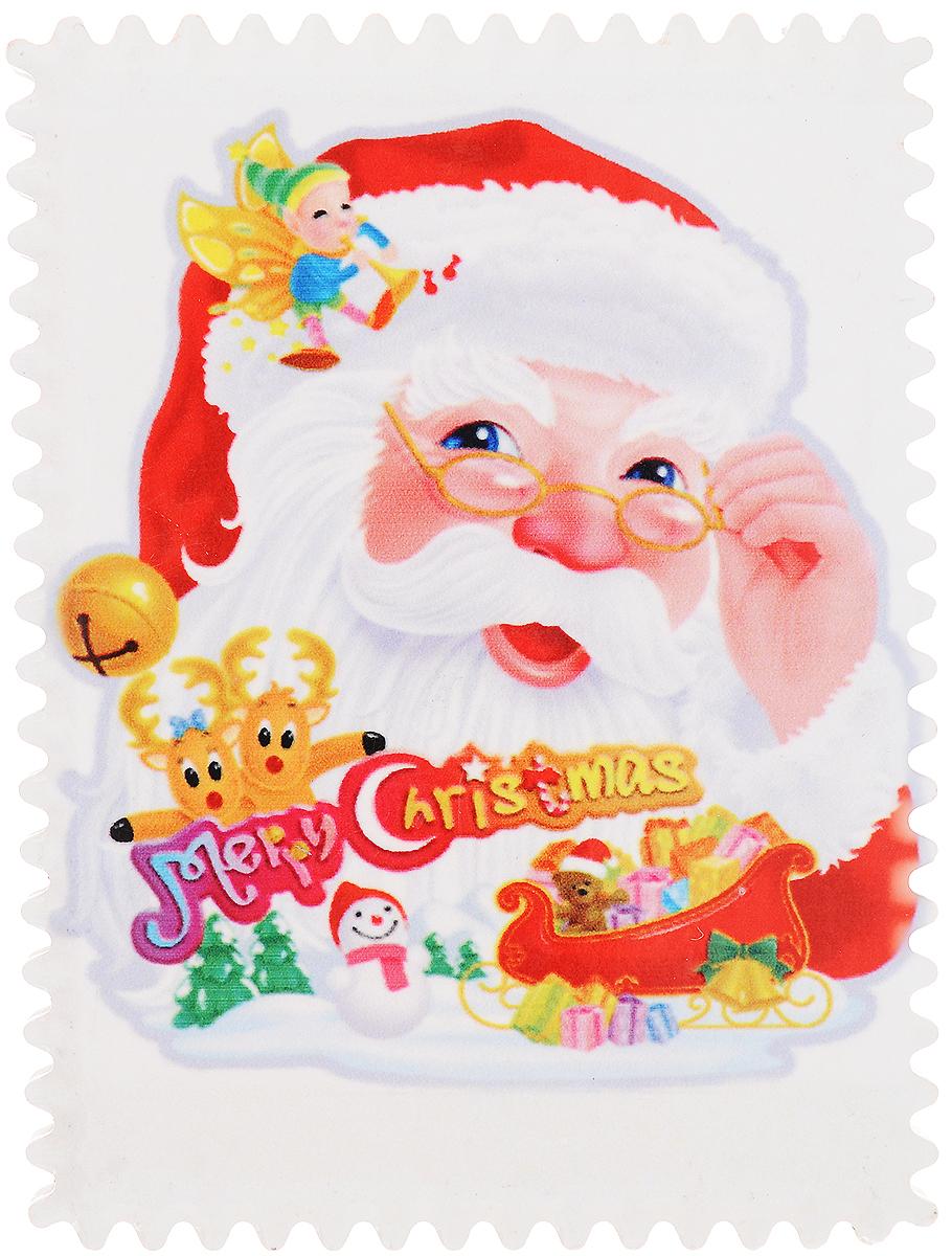 Магнит Merry Christmas, 8 х 6 смDP-B69-1411101Магнит Merry Christmas, выполненный из керамики, прекрасно подойдет в качестве сувенира к Новому году или станет приятным презентом в обычный день. Магнит - одно из самых простых, недорогих и при этом оригинальных украшений интерьера. Он поможет вам украсить не только холодильник, но и любую другую магнитную поверхность.