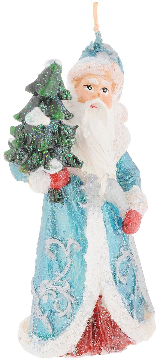 Свеча декоративная House & Holder Дед Мороз, высота 12 смDP-B84-3138Свеча House & Holder Дед Мороз, изготовленная из парафина, станет прекрасным украшением интерьера помещения в преддверии Нового года. Изделие украшено сверкающими блестками. Такая свеча создаст атмосферу таинственности и загадочности и наполнит ваш дом волшебством и ощущением праздника. Хороший сувенир для друзей и близких.