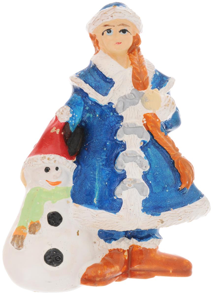 Магнит House & Holder Снегурочка, 4,5 х 1,5 х 6 смDP-B84-4485PL/-1Магнит House & Holder Снегурочка, выполненный из полистоуна, прекрасно подойдет в качестве сувенира к Новому году или станет приятным презентом в обычный день. Магнит - одно из самых простых, недорогих и при этом оригинальных украшений интерьера. Он поможет вам украсить не только холодильник, но и любую другую магнитную поверхность. УВАЖАЕМЫЕ КЛИЕНТЫ! Товар поставляется в цветовом ассортименте. Поставка осуществляется в зависимости от наличия на складе.