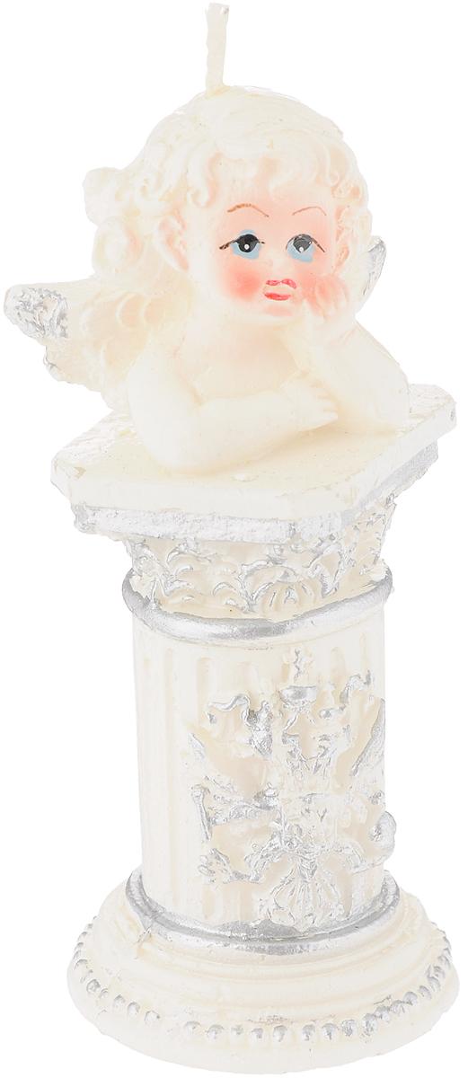 Свеча декоративная House & Holder Ангел, высота 11 смWF112210ASTIKСвеча House & Holder Ангел, изготовленная из парафина, станет прекрасным украшением интерьера помещения. Такая свеча создаст атмосферу таинственности и загадочности и наполнит ваш дом волшебством и ощущением праздника. Хороший сувенир для друзей и близких.