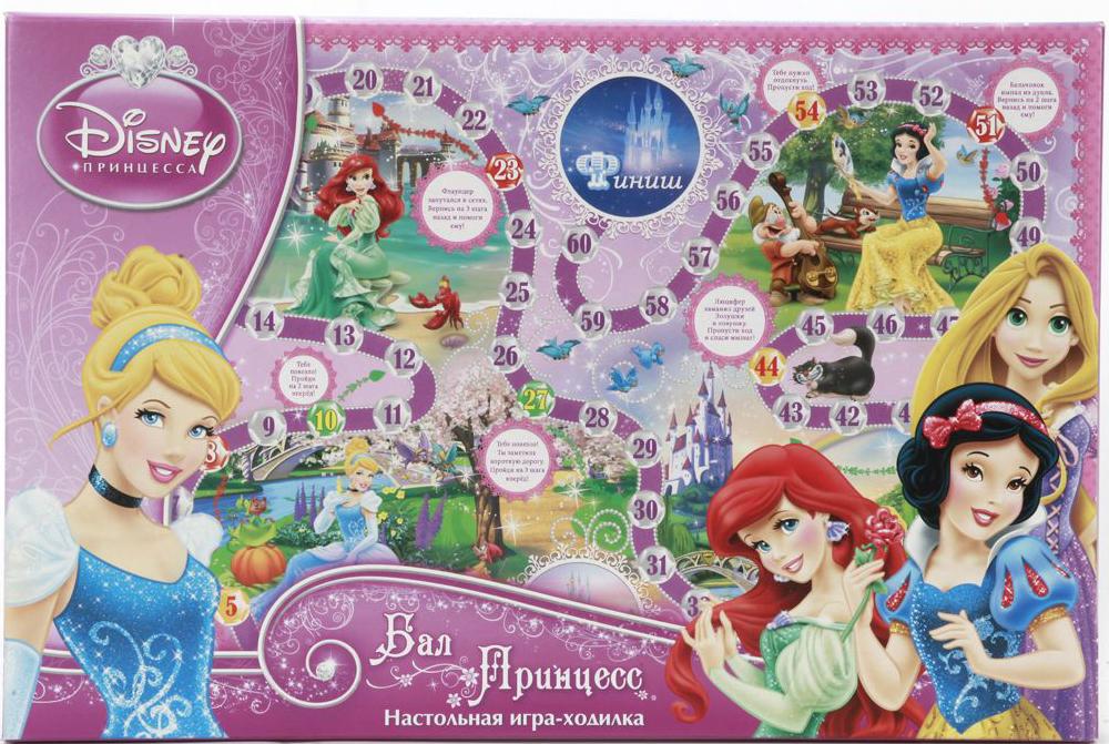 Умка Настольная игра Бал Принцесс