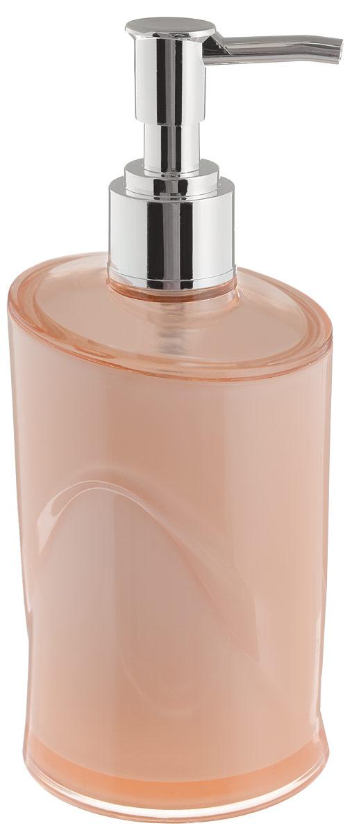 Дозатор для жидкого мыла Indecor, цвет: бежевый, серый, 300 млIND026bДозатор для жидкого мыла Indecor, изготовленный из пластика, отлично подойдет для вашей ванной комнаты. Такой аксессуар очень удобен в использовании, достаточно лишь перелить жидкое мыло в дозатор, а когда необходимо использование мыла, легким нажатием выдавить нужное количество. Дозатор для жидкого мыла Indecor создаст особую атмосферу уюта и максимального комфорта в ванной. Размер дозатора: 7 х 7 х 16,5 см. Объем дозатора: 300 мл.