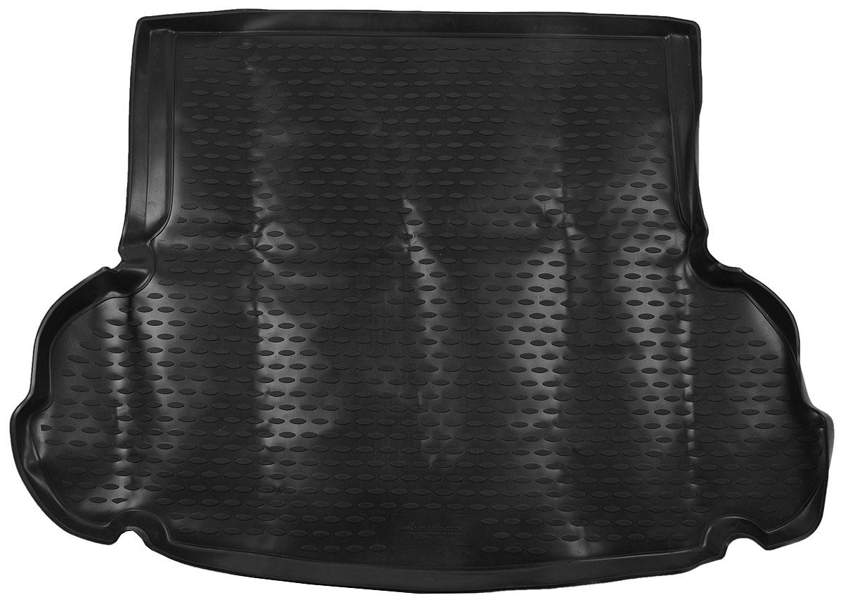 Коврик автомобильный Novline-Autofamily для Hyundai Elantra MD седан 2011-, в багажник. NLC.20.46.B10NLC.20.46.B10_черныйАвтомобильный коврик Novline-Autofamily, изготовленный из полиуретана, позволит вам без особых усилий содержать в чистоте багажный отсек вашего авто и при этом перевозить в нем абсолютно любые грузы. Этот модельный коврик идеально подойдет по размерам багажнику вашего автомобиля. Такой автомобильный коврик гарантированно защитит багажник от грязи, мусора и пыли, которые постоянно скапливаются в этом отсеке. А кроме того, поддон не пропускает влагу. Все это надолго убережет важную часть кузова от износа. Коврик в багажнике сильно упростит для вас уборку. Согласитесь, гораздо проще достать и почистить один коврик, нежели весь багажный отсек. Тем более, что поддон достаточно просто вынимается и вставляется обратно. Мыть коврик для багажника из полиуретана можно любыми чистящими средствами или просто водой. При этом много времени у вас уборка не отнимет, ведь полиуретан устойчив к загрязнениям. Если вам приходится перевозить в багажнике тяжелые грузы,...