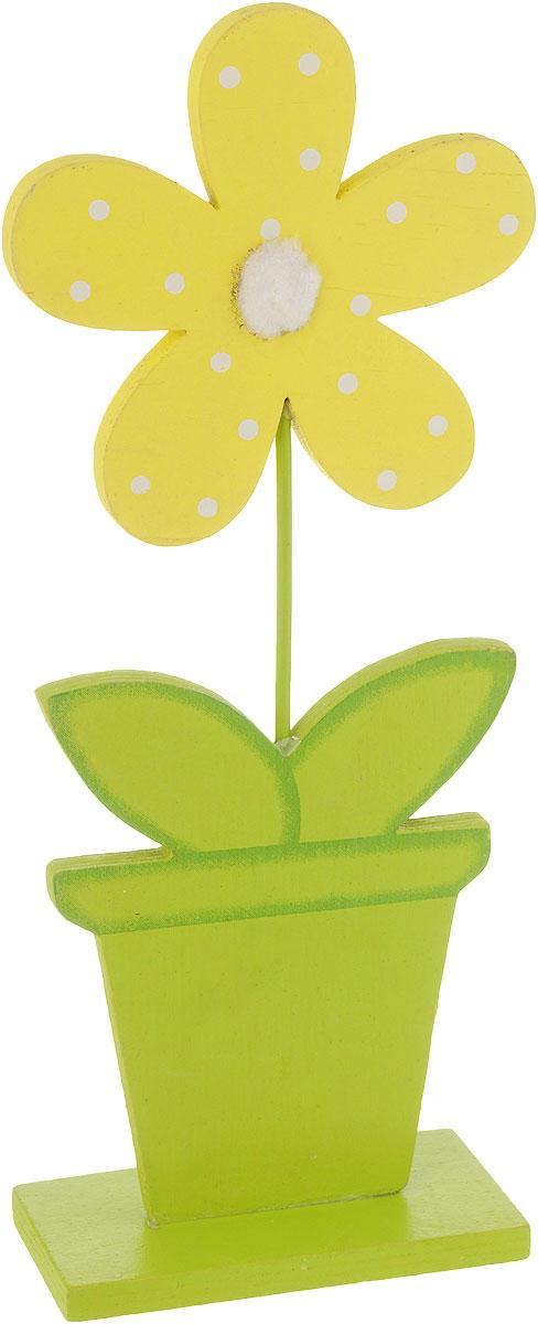 Фигурка декоративная House & Holder Пасха, высота 31 смDP-C24-853299GДекоративная фигурка House & Holder Пасха изготовлена из дерева. Она выполнена в виде цветка в горшке. Такая фигурка будет оригинально смотреться в интерьере комнаты и станет прекрасным сувениром к любому случаю. Размер: 12 х 5,8 х 31 см.