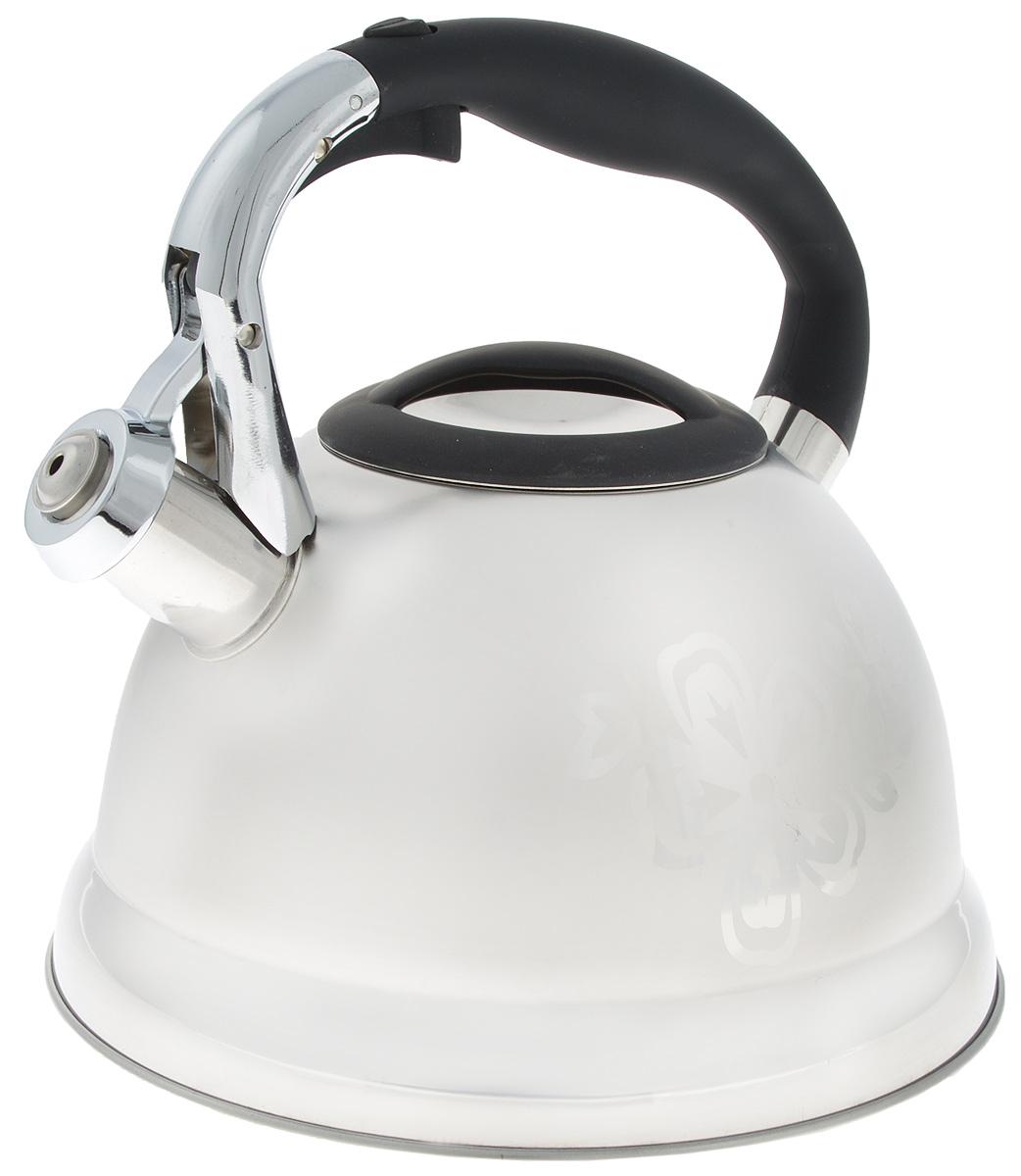 Чайник Hoffmann, со свистком, 3 л. HM 5544HM 5544