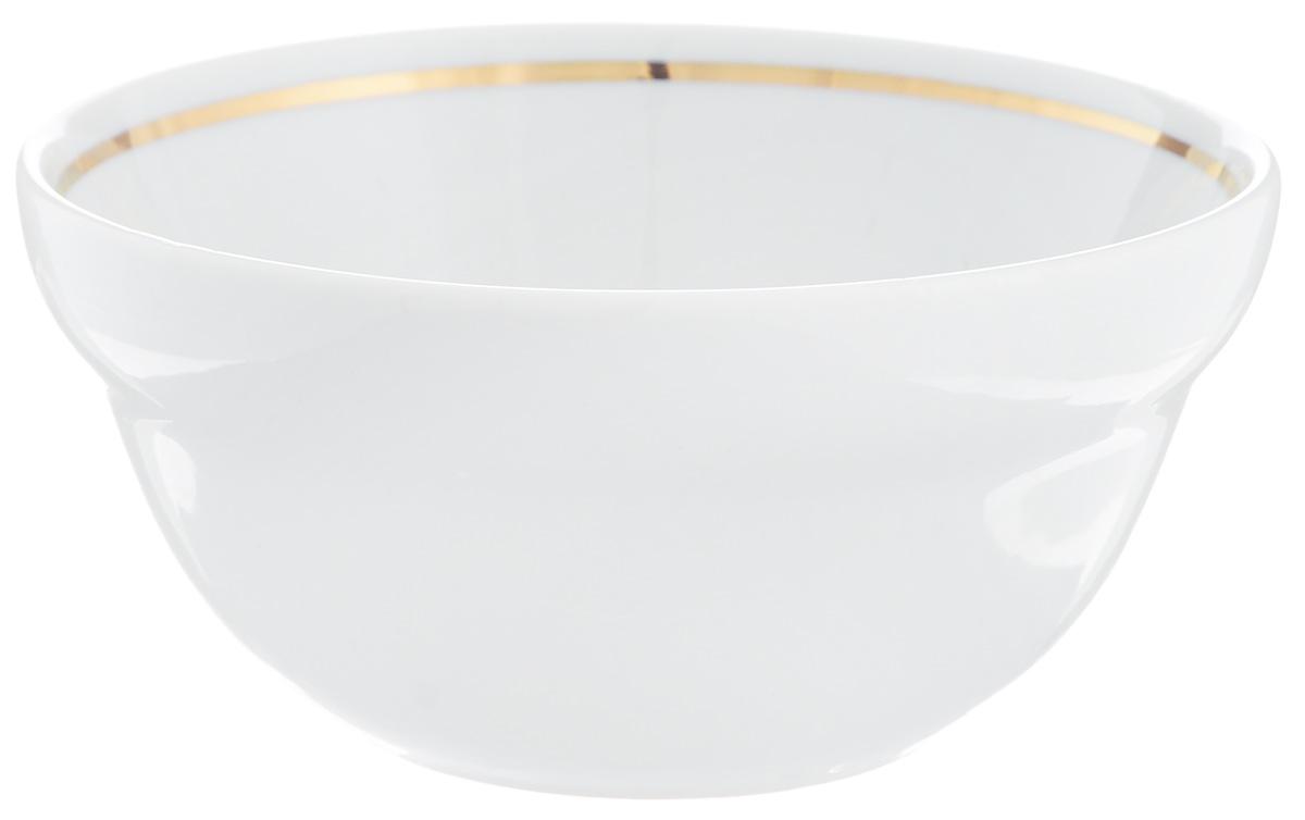 Салатник Фарфор Вербилок, 360 мл10861090Салатник Фарфор Вербилок изготовлен из высококачественного фарфора. Такой салатник будет смотреться не только стильно, но и элегантно. Он дополнит коллекцию кухонной посуды и будет служить долгие годы. Диаметр салатника по верхнему краю: 12 см. Высота салатника: 6 см.