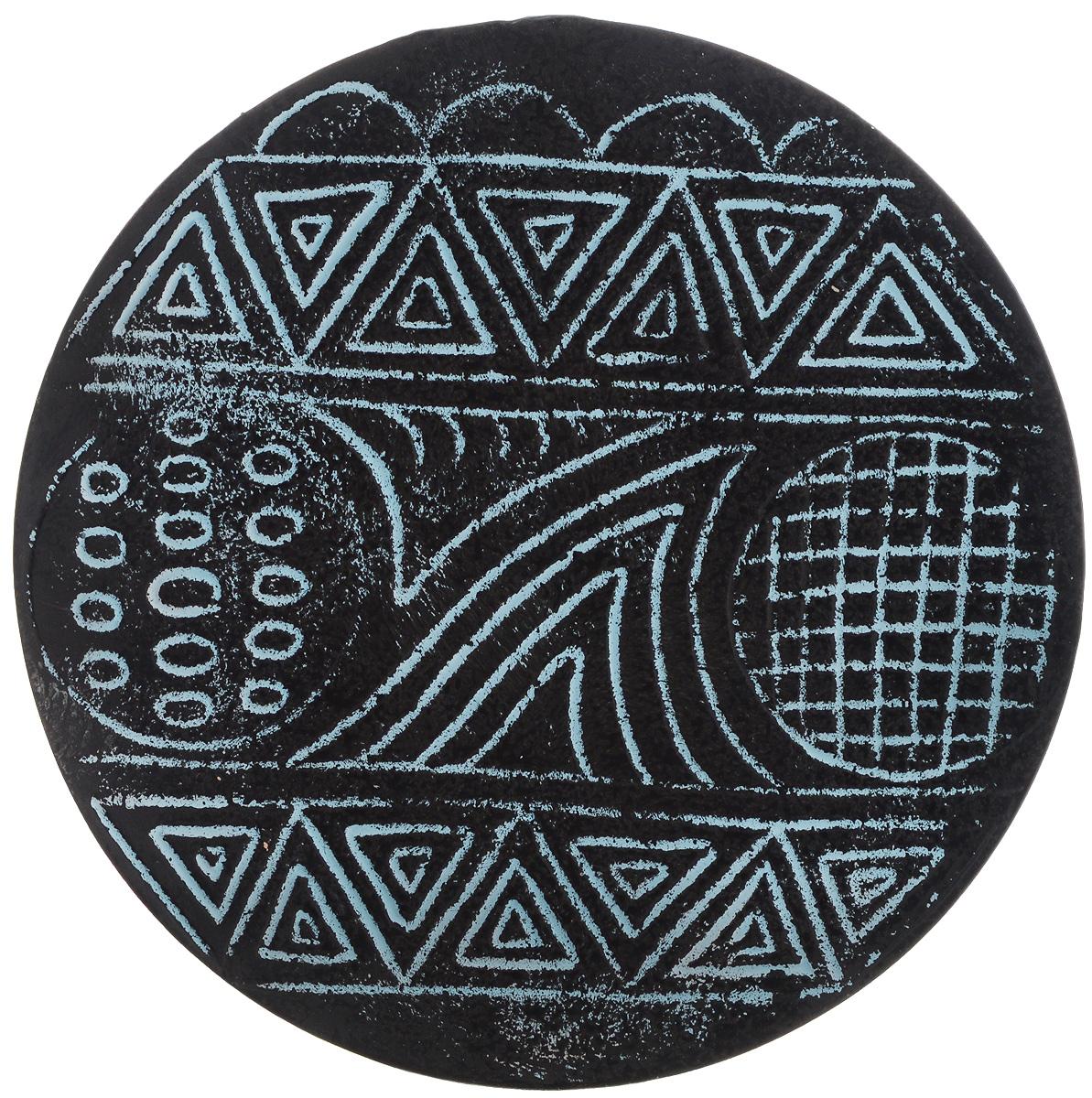 Тарелка декоративная House & Holder, диаметр 16,5 см. PX90471PX90471Тарелка House & Holder выполнена из высококачественной керамики. Тарелка круглой формы украшена оригинальным принтом. Она сочетает в себе оригинальный дизайн с максимальной функциональностью. Диаметр тарелки: 16,5 см. Высота: 1,5 см.