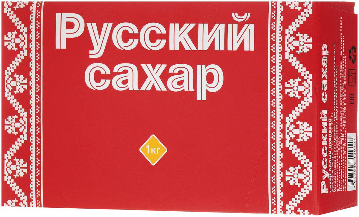 Русский сахар сахар-рафинад быстрорастворимый, 1 кг 80405