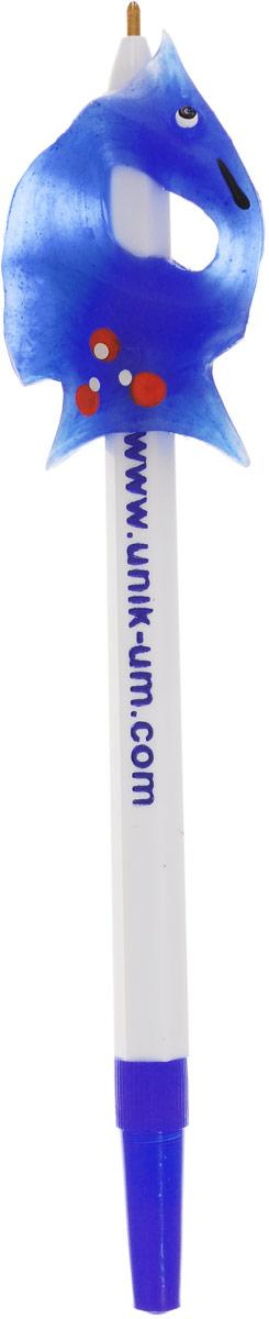 УникУм Ручка-самоучка Тренажер для левшей цвет синийАС-1728_синийДля того, чтобы легко, быстро и красиво писать, необходимо научиться правильно держать ручку или карандаш. Данная задача для левшей является сложной, так как классические прописи не предусматривают специального обучения левшей. Ручка-самоучка УникУм Тренажер для левшей позволяет в игровой форме, без усилий выработать правильную постановку пальцев при обучении ребенка рисованию и технике письма - ручку (карандаш) держать легко и удобно. Взрослому не нужно постоянно стоять над ребенком, объясняя как должен располагаться каждый пальчик и какой должен быть наклон ручки. Достаточно помочь ребенку в первое время обучения. Тренажер для левшей позволяет выработать чистый и красивый почерк. Рекомендовано Институтом психолого-педагогических проблем детства Российской академии образования.