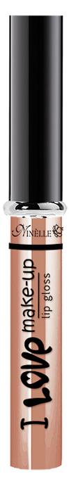 Ninelle Блеск для губ I Love Make-Up № 01, 7мл1173N10883Блеск для губ с нежной комфортной текстурой и легким женственным ароматом.Не содержит блесток и перламутровых частиц. Создает на губах тонкое и при этом выразительное глянцевое покрытие с мягким переливом цвета. Удобный аппликатор с выделенным кончиком позволяет точно распределять продукт по форме губ.