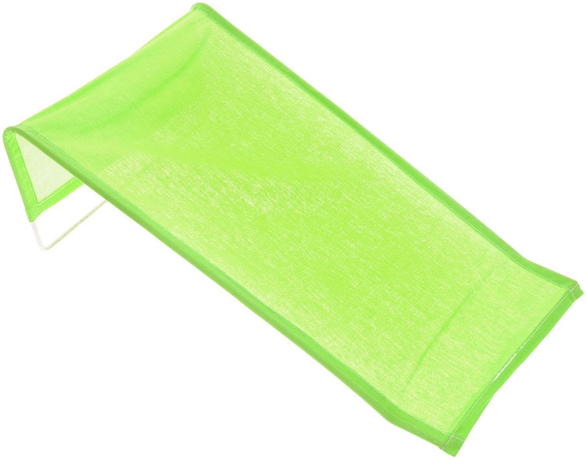 Фея Подставка для купания Бязь цвет ярко-салатовый