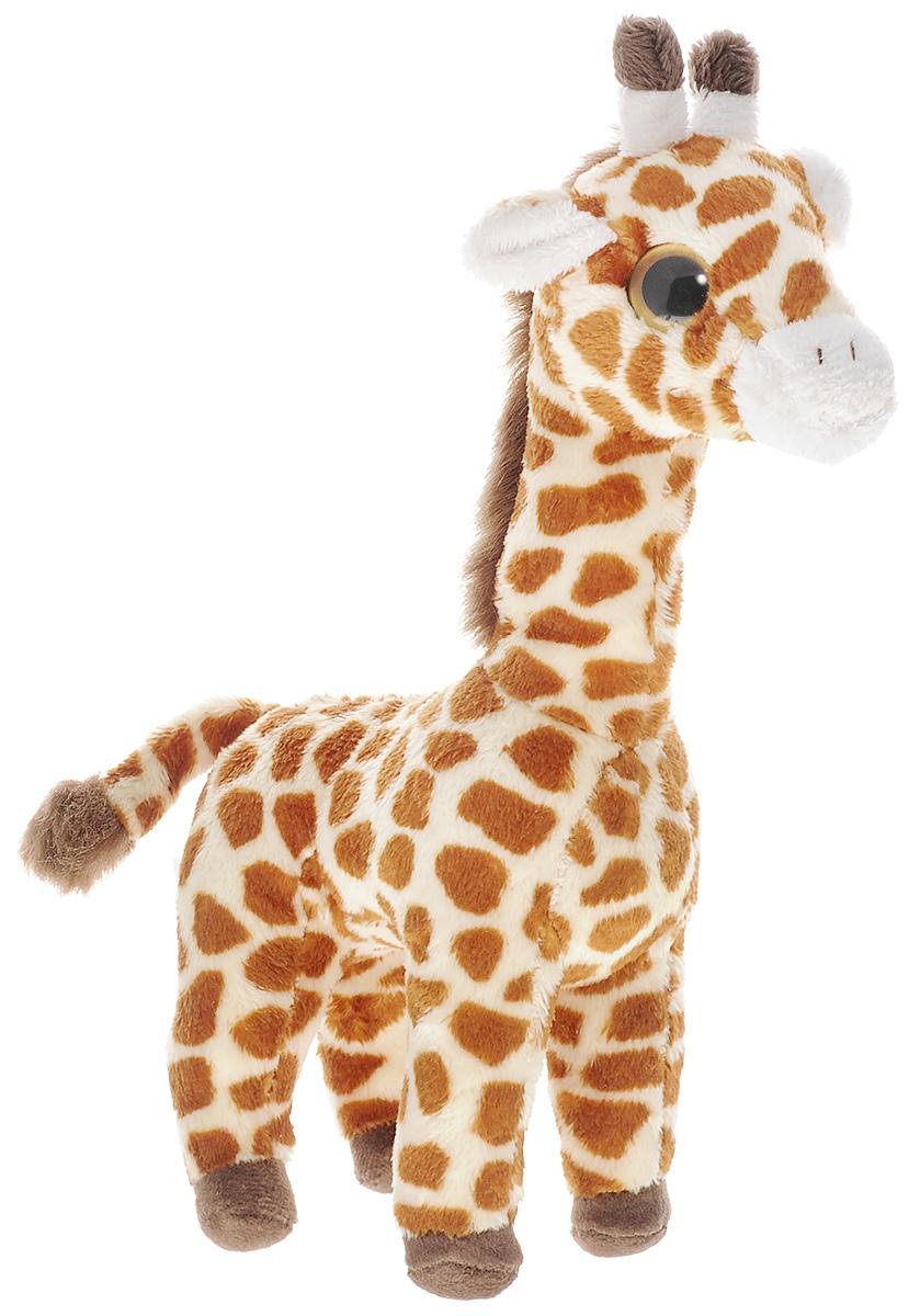 TY Мягкая игрушка Жираф Topper 20 см42019Мягкая игрушка TY Жираф Topper не оставит вас равнодушным и вызовет улыбку у каждого, кто ее увидит. Изделие изготовлено из приятных на ощупь и очень мягких материалов, безвредных для малыша. Игрушка выполнена в виде милого жирафа с большими глазами. Специальные гранулы, используемые при набивке игрушки, способствуют развитию мелкой моторики рук малыша. Мягкая игрушка станет верным другом для каждого ребенка, подарит множество приятных мгновений и непременно поднимет настроение.