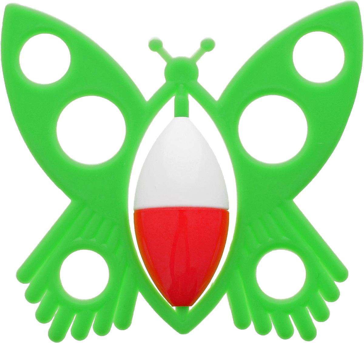 Аэлита Погремушка Бабочка цвет салатовый2С269_салатовыйПогремушка Аэлита Бабочка имеет яркий и насыщенный цвет, сконструирована в форме порхающей бабочки с подвижной деталью в центре. Именно поэтому данная игрушка не только привлечет внимание вашей крохи, но и сможет развить хватательный рефлекс, научить распознавать цвета и формы. Погремушка изготовлена из качественных и проверенных материалов без нанесения краски, она не выделяет токсических веществ, не имеет неприятного запаха, абсолютно безопасна для повседневного использования. Погремушка Аэлита Бабочка - это прочная и надежная игрушка, которая будет доставлять малышу радость и удовольствие, более того, сможет научить его множеству полезных вещей.