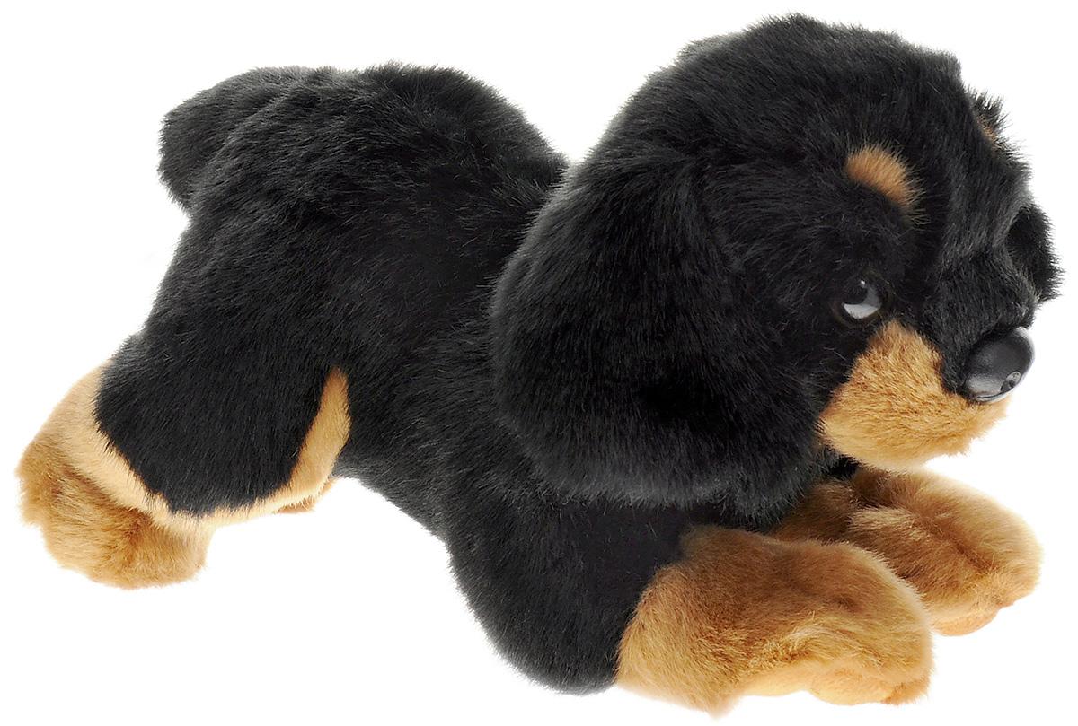 Soya Мягкая игрушка Щенок породы ротвейлер 11 см