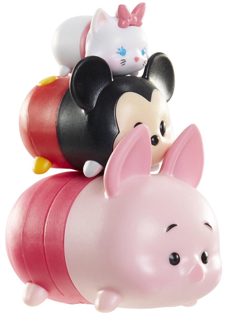 Tsum Tsum Набор фигурок Мэри Микки Пятачок980080_158/102/154Tsum Tsum - это небольшие коллекционные фигурки, изображающие различных персонажей детских мультфильмов Дисней. Они очень яркие, качественно сделаны и выглядят весьма привлекательно. В набор входят 3 фигурки разных размеров. Отличительной особенностью игрушек является то, что их можно сцеплять друг с другом, усаживая на спины - таким образом, у вас получится подобие оригинальной башенки. Соберите целую коллекцию фигурок! В наборе фигурки под номерами 158, 102, 154.