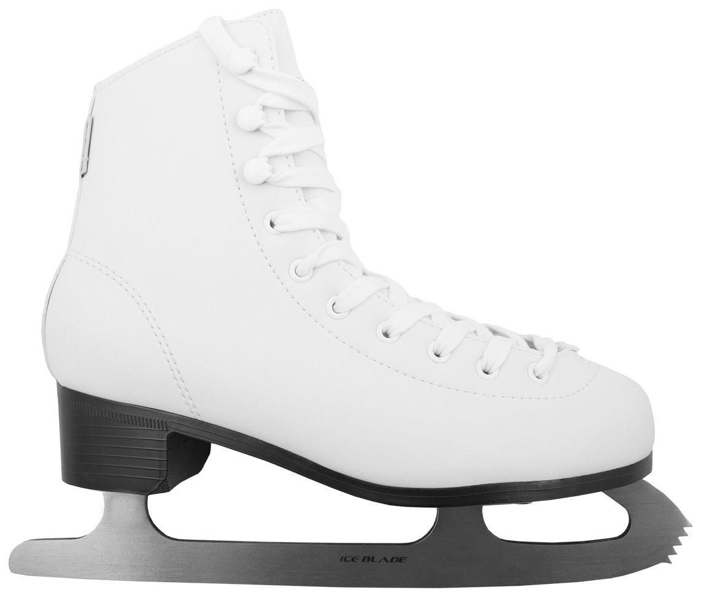 Коньки фигурные Ice Blade Todes, цвет: белый. УТ-00004985. Размер 31