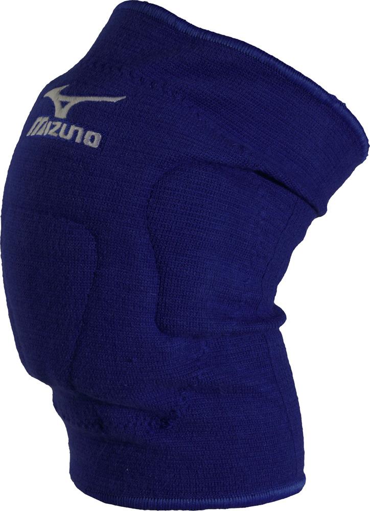 Наколенники волейбольные Mizuno VS1 kneepad, цвет: синий, 2 шт. Размер XLZ59SS891-14* Наколенник с VS1 для энтузиастов * Толстый слой материла VS1 для надежной защиты * Технология Mizuno Intercool для вентиляции и комфорта