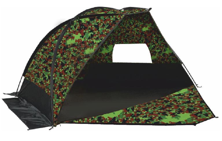 Палатка Talberg Forest Shelter, цвет: камуфляжный, 300 x 220 x 140 смУТ-000059381FOREST SHELTER 4 Однослойная палатка-засидка для четырех человек камуфляжной расцветки Фирма – изготовитель: «Talberg» (Германия) Страна – производитель: Китай Количество входов: 1 Количество мест: 4 Размеры внутренней палатки: 140 (220) x 180 (300) x 140 см Размеры габаритные: 300 x 220 x 140 см Вес: 2,9 кг Тент: Polyester RipStop 190T/75D 5000 мм Дно: армированный полиэтилен 120 г/м2 Внутренняя палатка: нет Дуги: фибергласс 8,5 мм Сезонность: весна, лето, осень