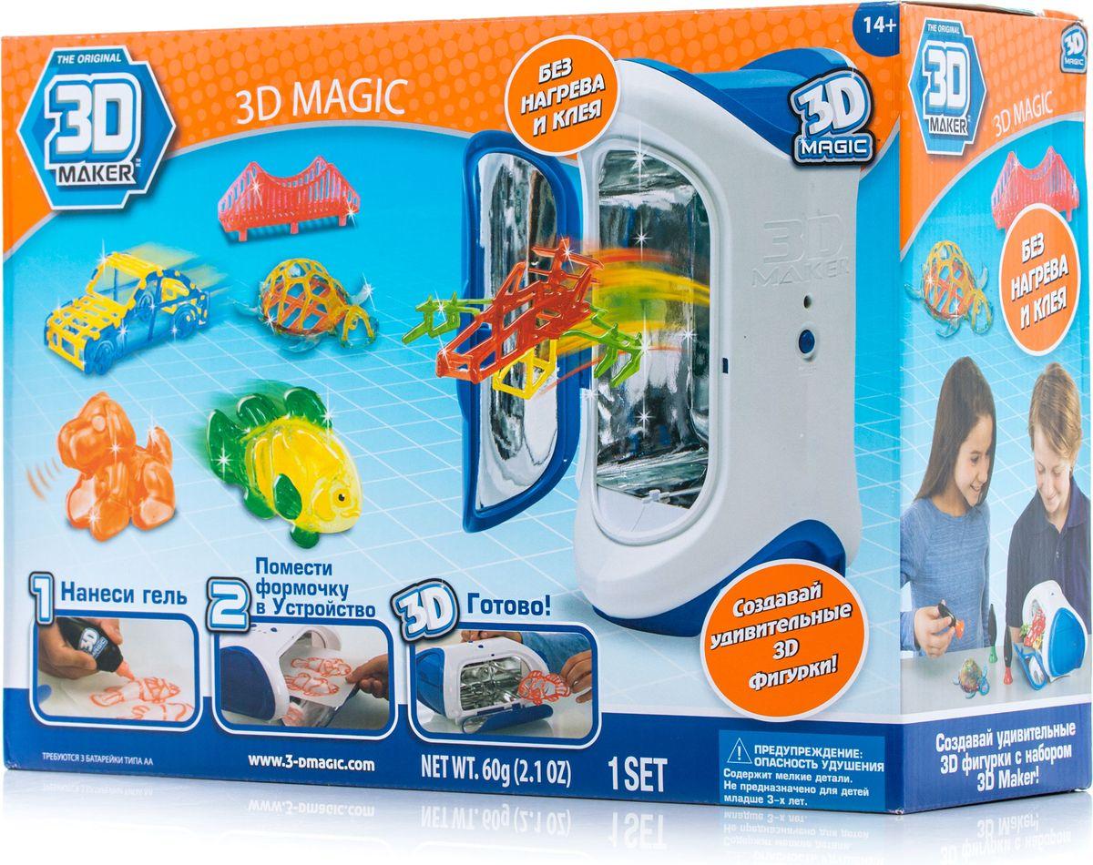 3D Magic Набор для создания объемных моделей 3D Maker