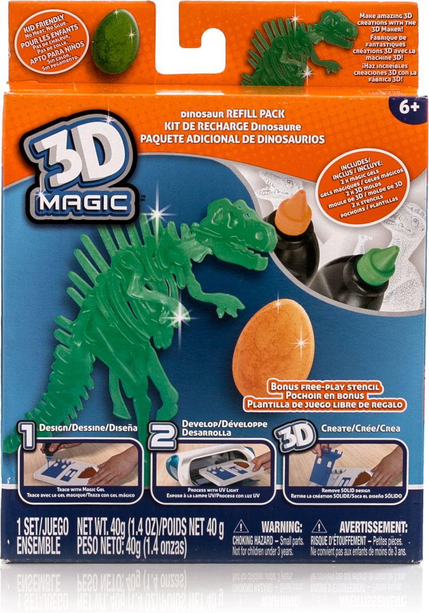 3D Magic Набор для 3D моделирования Тиранозавр Рекс