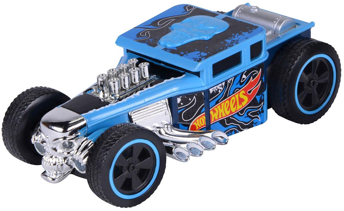 Hot Wheels Машинка на инфракрасном управлении Bone Shaker