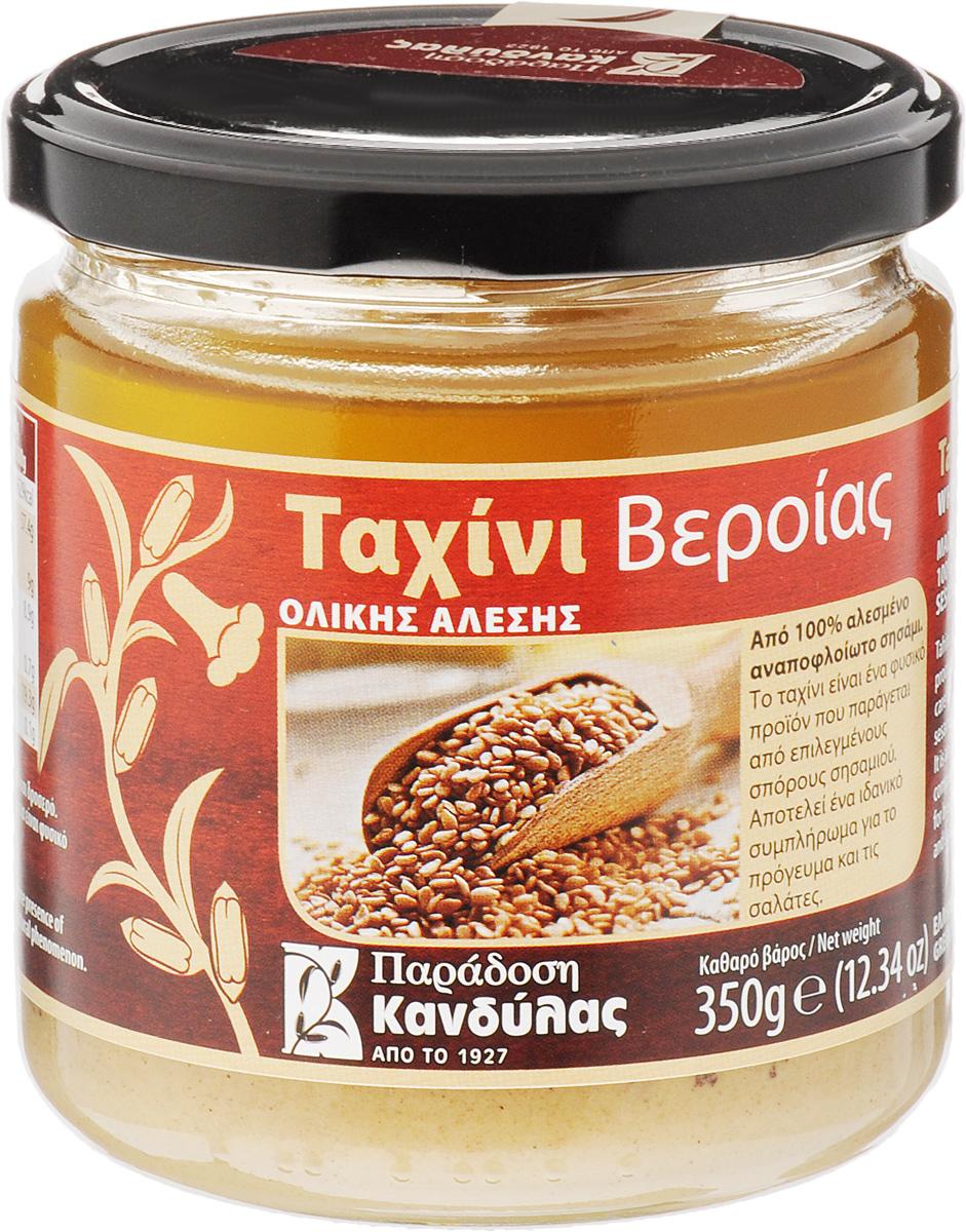 Тахини (кунжутная паста) - это источник полезных жирных кислот Омега3 и Омега6, необходимых для здоровья сердца и мозга, минеральных веществ (кальция, железа, меди и фосфора), а также витамина В1 - для регулирования работы нервной и пищеварительной систем. Тахини используют как самостоятельное блюдо с хлебом или питой, либо как основу для хумусов, супов, соусов и подлив, сладостей. Тахини особо рекомендуют людям, соблюдающим православный пост.