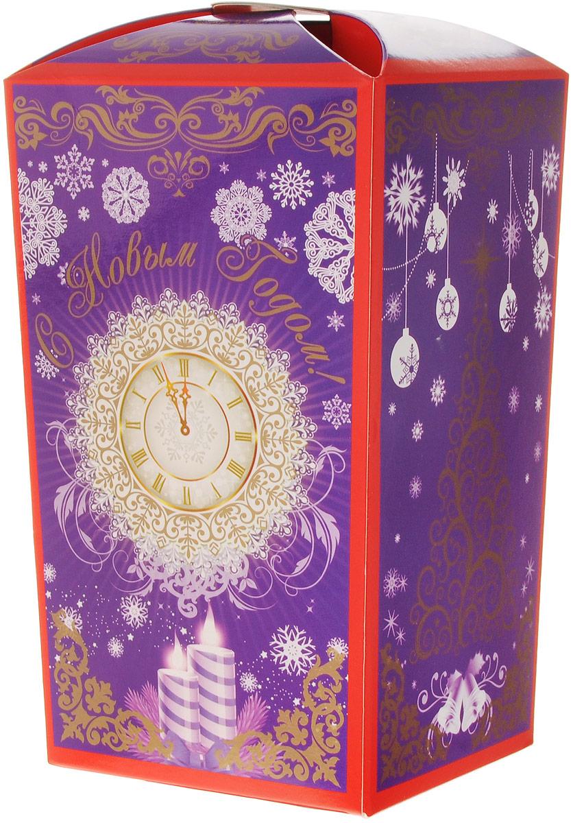 Славянка Новогодний подарок Новогодний Фонарик, 435 г19208В канун нового года все озабочены выбором подарков для детей, родных и родственников. Хочется порадовать подарком, который привлекательно выглядит, но как всегда не хватает времени выбрать достойный. Все любят конфеты, а особенно дети, поэтому сладости в красивом оформлении - это традиционный презент в честь праздника. Новогодний подарок Славянка Новогодний Фонарик станет чудесным подарком. Оригинально оформленная коробка из картона с дивными узорами и символами торжества. Внутри элегантной упаковки находятся 435 грамм сладостей. Состав набора: Шоколад темный с помадно-сливочнои начинкой (1 шт) «Особый мини с трюфельной начинкой» (1 шт) «Детский сувенир» (1 шт) «Сгущённое молоко» (1 шт) «Деревенька» (1 шт) «Левушка» (1 шт) «Фрутландия Апельсинов и Лимонов» (1 шт) «Маленькое чудо» сливочное (1 шт) «Маленькое чудо» шоколадное (1 шт) «Славяночка» шоколадная (1 шт) «Волжские просторы» (1 шт) ...
