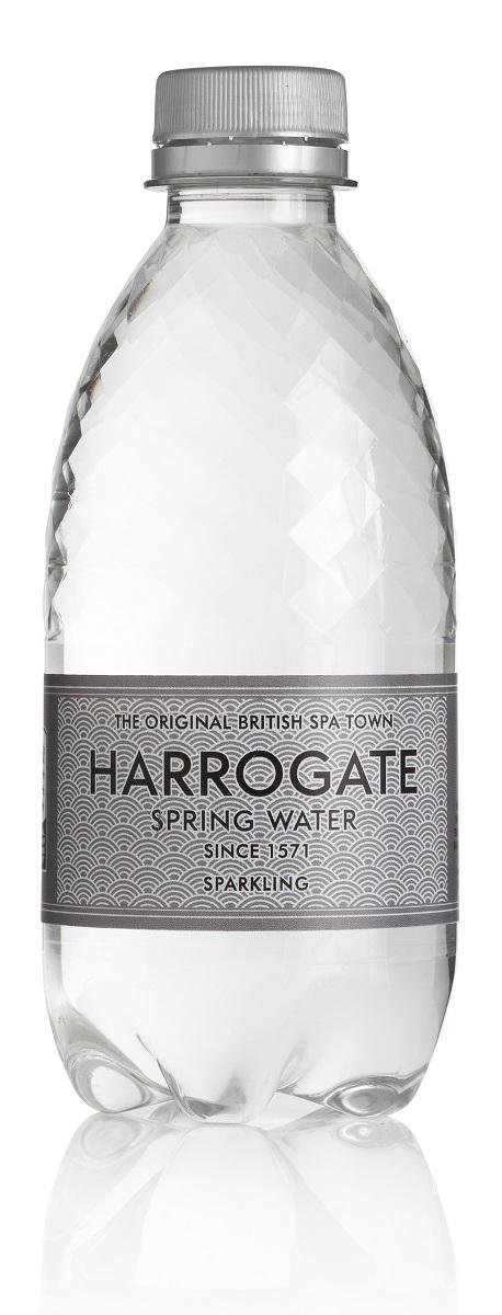 Harrogate вода минеральная газированная, 330 мл 5060042350124