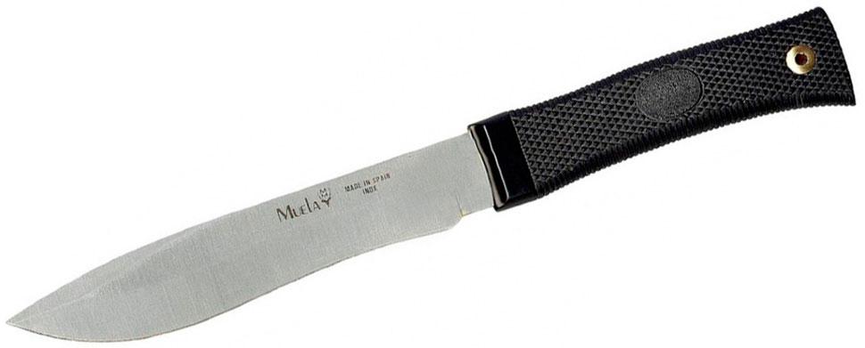 """Нож Muela """"Лось"""", цвет: черный, длина клинка 16 см. U/55MK3"""