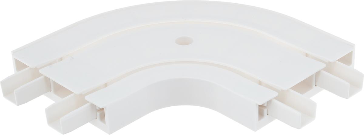 Закругление для потолочной шины Эскар, наружное, двухрядное, ширина 7,8 см20620Наружное закругление Эскар является дополнительным элементом карниза, которое служит для создания поворота потолочного профиля. Изделие обеспечивает удобство в использовании всей конструкции карниза. Оно изготавливается из высокопрочного и экологически безопасного пластика. Качественное сырье гарантирует прочность профиля и неизменный цвет на протяжении многих лет. Закругление имеет два ряда и предназначено для потолочного шинного карниза. Ширина закругления: 7,8 см. Высота закругления: 1,7 см.