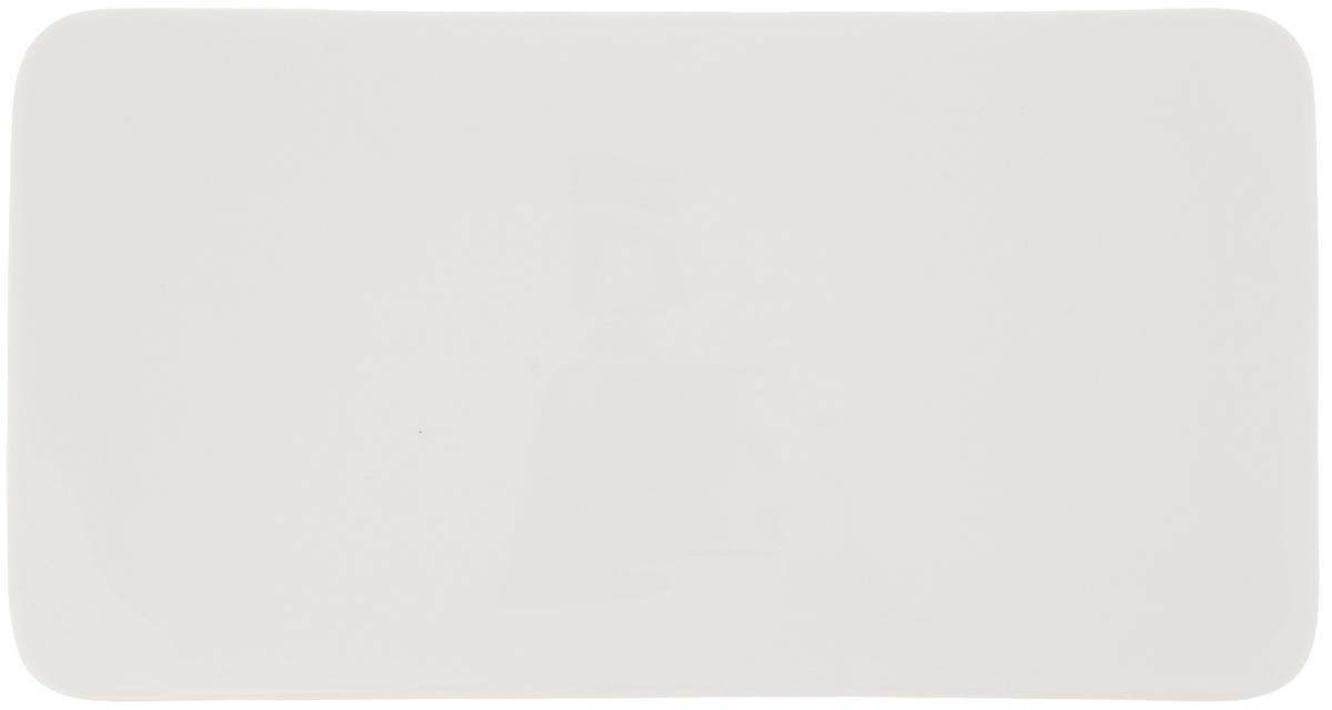 Блюдо Wilmax, прямоугольное, 30 х 16 смWL-992620 / AБлюдо Wilmax прямоугольной формы изготовлено из высококачественного фарфора, покрытого слоем глазури. Изделие предназначено для подачи горячих блюд, нарезок, закусок, канапе, а также различных сладостей. Такое блюдо пригодится в любом хозяйстве, оно подойдет как для праздничного стола, так и для повседневного использования. Блюдо функциональное, практичное и легкое в уходе. Изделие можно мыть в посудомоечной машине и ставить в микроволновую печь.