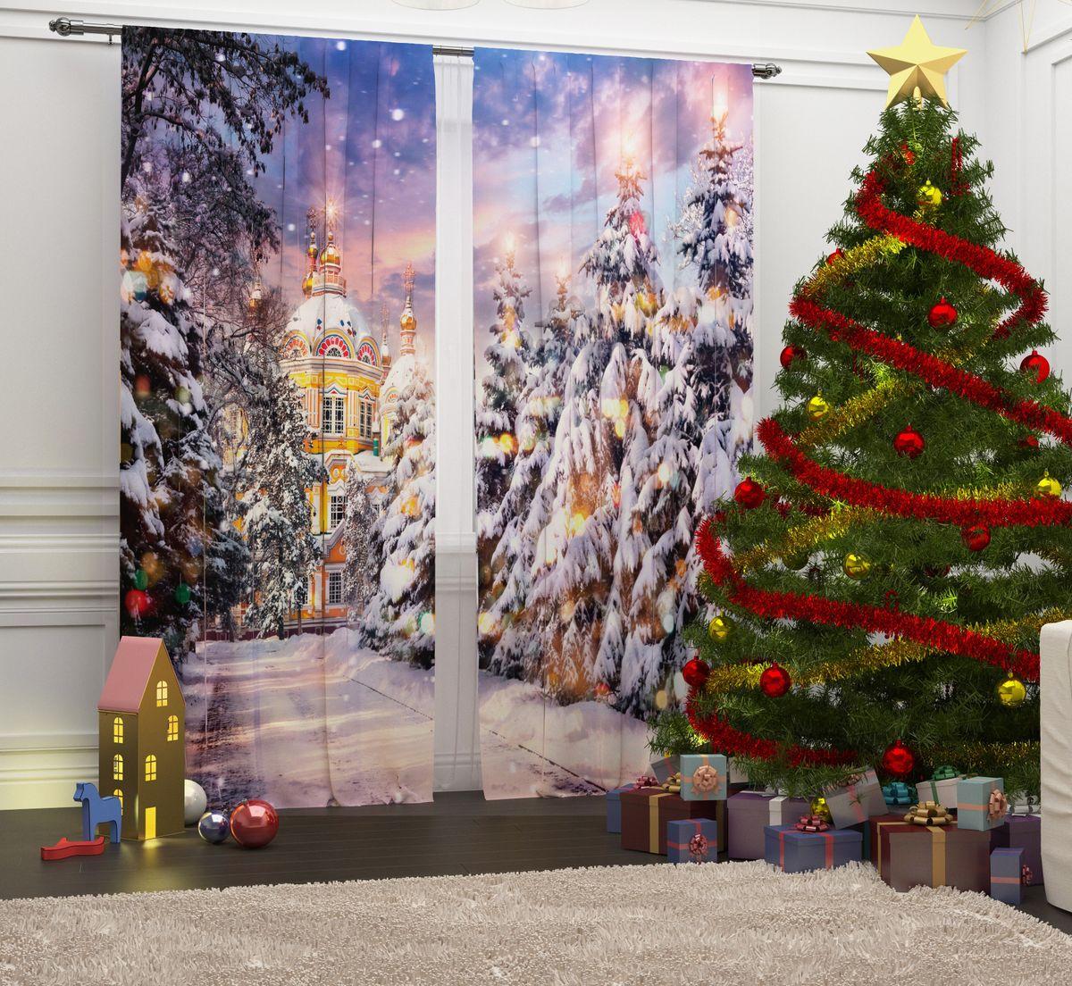 Фотошторы Сирень Зимняя аллея, на ленте, высота 260 см02159-ФШ-ГБ-001Перед новогодними праздниками каждая хозяйка или хозяин хотят украсить свой дом. Мы предлагаем оригинальное решение, украсить Ваше окно фотошторами с новогодней тематикой. Новогодние фотошторы Сирень станут отличным подарком на Новый год. Подарите радость праздника себе и Вашим близким людям! Текстиль бренда «Сирень» - качество в каждом сантиметре ткани! Крепление на карниз при помощи шторной ленты на крючки. В комплекте: Портьера: 2 шт. Размер (ШхВ): 145 см х 260 см. Рекомендации по уходу: стирка при 30 градусах гладить при температуре до 150 градусов Изображение на мониторе может немного отличаться от реального.
