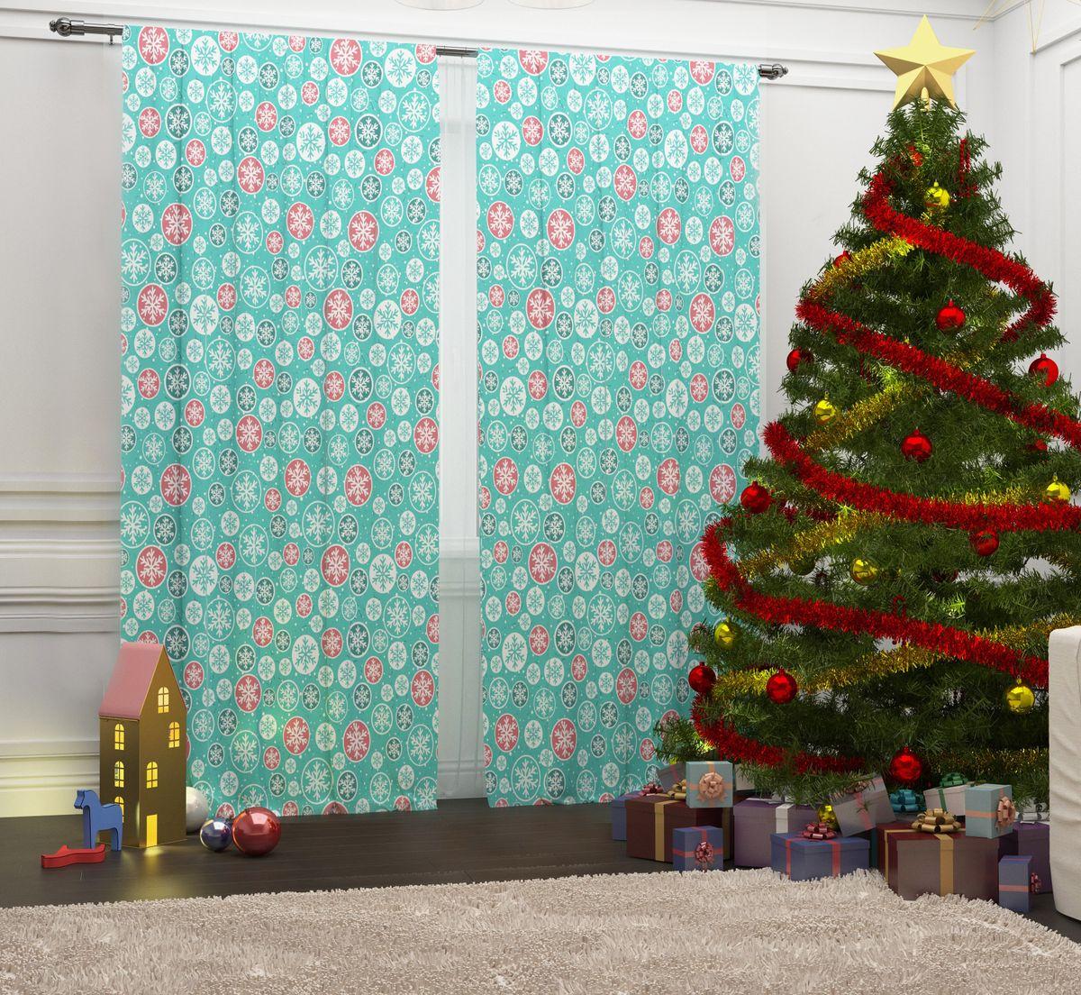 Фотошторы Сирень Узор-снежинки, на ленте, высота 260 см07208-ФШ-ГБ-001Перед новогодними праздниками каждая хозяйка или хозяин хотят украсить свой дом. Мы предлагаем оригинальное решение, украсить Ваше окно фотошторами с новогодней тематикой. Новогодние фотошторы Сирень станут отличным подарком на Новый год. Подарите радость праздника себе и Вашим близким людям! Текстиль бренда «Сирень» - качество в каждом сантиметре ткани! Крепление на карниз при помощи шторной ленты на крючки. В комплекте: Портьера: 2 шт. Размер (ШхВ): 145 см х 260 см. Рекомендации по уходу: стирка при 30 градусах гладить при температуре до 150 градусов Изображение на мониторе может немного отличаться от реального.