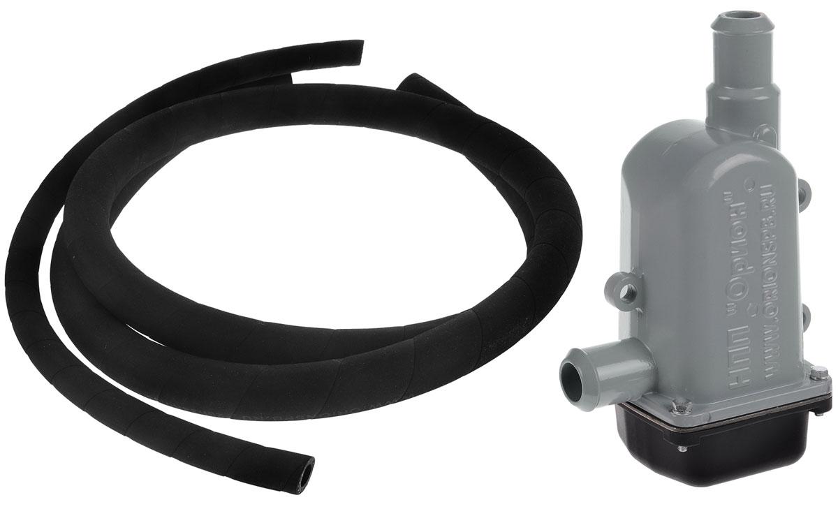 Предпусковой подогреватель охлаждающей жидкости Вымпел, для МАЗ, 3 кВт8005Предпусковой подогреватель охлаждающей жидкости Вымпел предназначен для нагрева охлаждающей жидкости и ДВС перед запуском при низких температурах. Подогреватель тосола подключается с помощью резиновых шлангов к контуру охлаждения ДВС и монтируется с помощью кронштейна к двигателю. Нагрев охлаждающей жидкости осуществляется электрическим нагревательным элементом с терморегулятором. Устройство подключается к сети переменного тока 220 В. Розетка использующаяся для подключения должна быть заземлена. Степень защиты от воды - Ip34. Технические характеристики: -Потребляемая мощность: 3 КВт -Номинальное напряжение: 220 Вт -Температура отключения терморегулятора: не более 65 С -Температура включения терморегулятора: не более 50 С -Длина сетевого провода: 1 метр -Степень защиты по ГОСТ 14254-96: Ip34 -Масса подогревателя: 1 кг -Климатическое исполнение У1 по ГОСТ 15150-69: от - 45 С Подходит для: -МАЗ-642508-230 с дв....