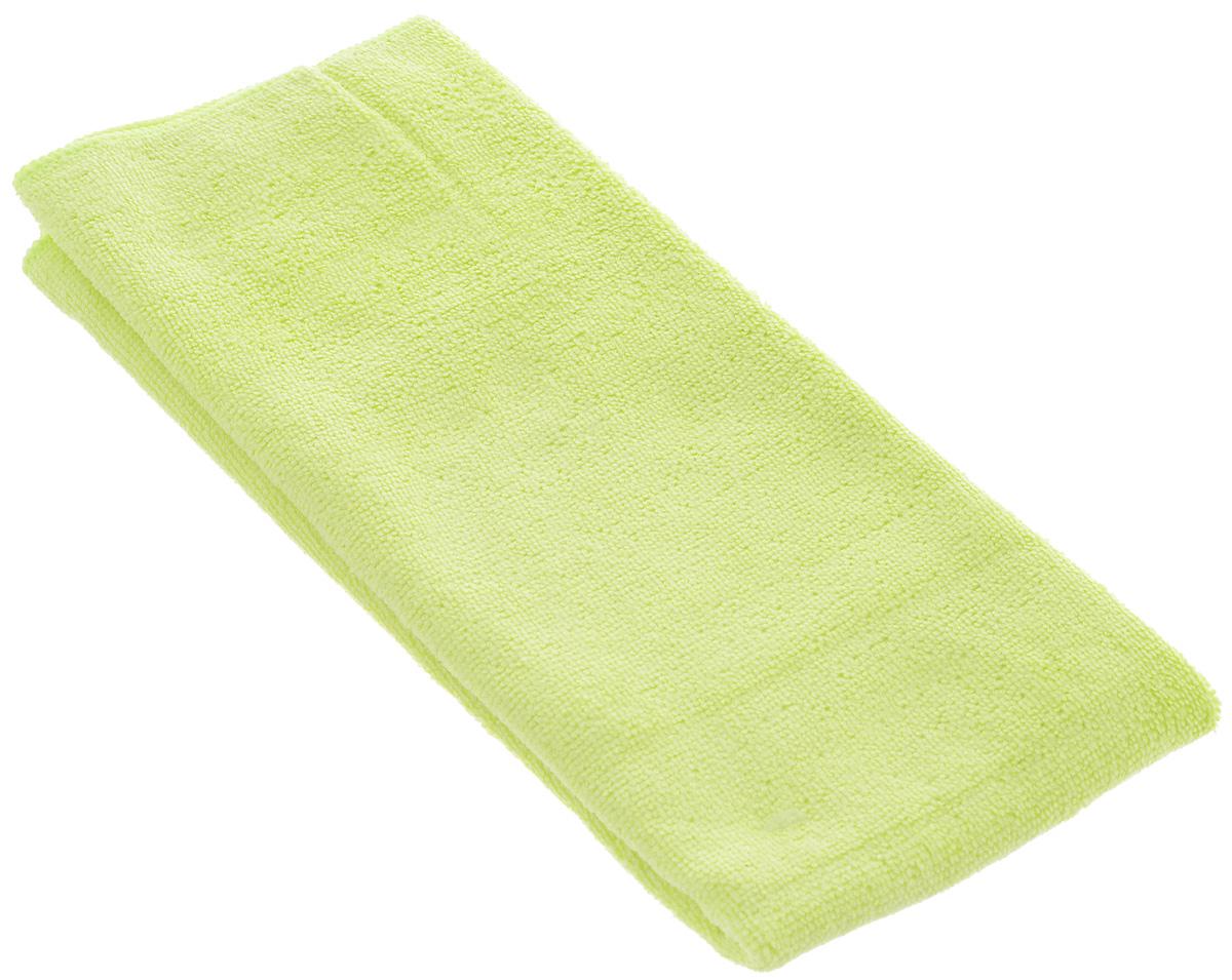 Салфетка чистящая Sapfire Large & Soft, цвет: лимонный, 60 х 50 см3011-SFM_лимонныйЧистящая салфетка Sapfire Large & Soft выполнена из микрофибры (85% полиэстер, 15% полиамид). Каждая нить после специальной химической обработки расщепляется на 12-16 клиновидных микроволокон. Микрофибровое полотно удаляет грязь с поверхности намного эффективнее, быстрее и значительно более бережно в сравнении с обычной тканью, что существенно снижает время на проведение уборки, поскольку отсутствует Чистящая салфетка Sapfire Large & Soft выполнена из микрофибры (85% полиэстер, 15% полиамид). Каждая нить после специальной химической обработки расщепляется на 12-16 клиновидных микроволокон. Микрофибровое полотно удаляет грязь с поверхности намного эффективнее, быстрее и значительно более бережно в сравнении с обычной тканью, что существенно снижает время на проведение уборки, поскольку отсутствует необходимость протирать одно и то же место дважды. Салфетка обладает уникальной способностью быстро впитывать большой объем...