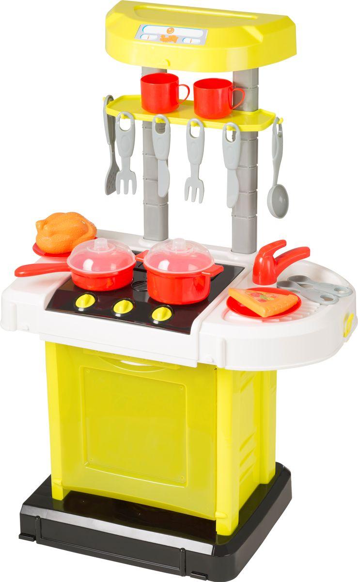 HTI Электронная портативная кухня Smart со звуковыми эффектами с аксс.1684082.00Портативная кухня Smart, с мойкой, плитой и духовкой. В комплекте 15 аксессуаров. Со звуковыми эффектами. Складывается в компактный чемоданчик для удобной переноски. Необходмы батарейки: 3 x AA (не входят в комплект). Для детей от 3-х лет.Высота кухни в собранном виде 65 см Высота игрушки в собранном виде 65 см. Размер в собранном виде:41,5х24,8х65